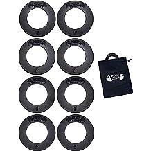 Ader Sporting Goods 0.25 Lb // 114 Gram Olympic Fractional Plates 1//4 Lb