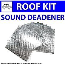 for 68-72 Chevelle ~ 2 Door Kit Zirgo 313787 Heat and Sound Deadener
