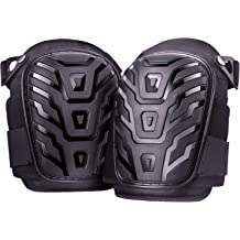 Handyman/'s Companion Heavy Duty Knee Pads for Work-Designed by a Concrete to