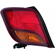 Depo 333-1958L-AS Chrysler 300//300C Driver Side Tail Lamp Lens and Housing