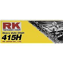 Chain Length: 110 RK 420 M Standard Chain Chain Type: 420 Chain Application: All 420X110 RK-M 110 Links
