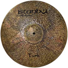 Istanbul Mehmet Cymbals Signature Series CA-C20 20-Inch Carmine Appice Realistic Rock Crash Cymbal