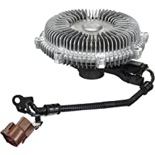 SCITOO Fan Clutch Electric Cooling Fan Parts Compatible with 1996 2005 Chevrolet Astro