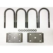 Buyers Products UB623512 U-Bolt Kit U-Bolt Kit 12In, 4 Ea