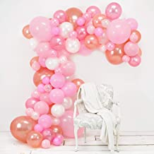 12pc by Junibel Gold Balloon Bouquet 12 /& 18 Foil /& Confetti Party Balloons