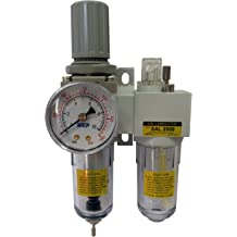 Air Oil Water Separator Filter,BF-4000//BF-4000 5-60℃ 1.0mpa,for Filtering Water and Impurities in The Compressed Air. BF-4000 2//1