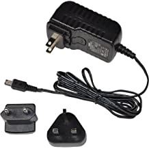 UpBright AC//DC Adapter Compatible with JVC GR-DVM70U GR-SXM320 GR-SX851 GR AX750 AXM220U AXM225U GR-DVF31 AA-V20EK AA-V33U AA-V35U AA-V40 AA-V40U AA-V50U AA-V51 AA-V60 DVL-505U VTR Camera Camcorder