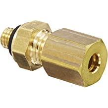 8 mm Tube OD x 1//4 BSPT Male Brass 8 mm Tube OD x 1//4 BSPT Male Brass Pack of 5 Pack of 5 Parker Legris 0109 08 13-pk5 Legris 0109 08 13 Brass Compression Tube Fitting 90 Degree Elbow