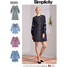 Simplicity Creative Patterns US8706A Gear Separates Babies