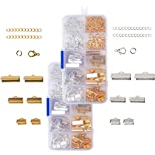 24 Piece Copper Cousin Jewelry Basics 7 by 9mm Lobster Claw