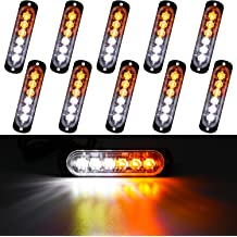 P36LM2 RED 36 LED PORTABLE SAFETY LIGHT 60 LBS PULL MAGNET PERSONAL HAZARD EMERGENCY WARNING LIGHT