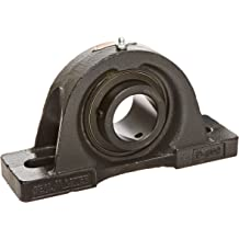 Noise Tested 2-7//16 Bore Contact Seals Non-Expansion Type Sealmaster MPD-39 CXU Pillow Block Ball Bearing Medium-Duty Cast Iron Housing Regreasable 3 Base to Center Height Double Set Screw Locking Collars AC Housing Fit 8 Bolt Hole Spacing Wi