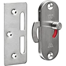 Exposed Base Pack of 4 Southco Inc K4-2338-52 Under-Center Latch Keeper Southco Vintage-Downunder Keepers