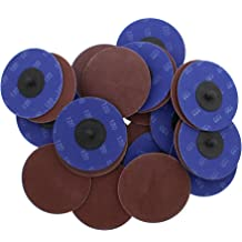 50 Pack United Abrasives-SAIT 34625-CE 6-Inch 800X Hook and Loop Disc