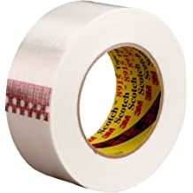 Scotch T915889612PK Blue #8896 Strapping Tape Pack of 12 60 yd 1 Width Length