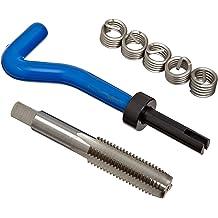 E-Z Lok SK30215 Helical Threaded Insert Kit Pack of 10 #4-48 Thread Size 304 Stainless Steel 0.168 Installed Length