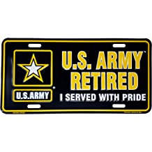 Ramsons Imports 12x6 Marine Corps Logo License Plate