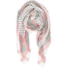 2f48fcc0185e9 Scarf for Women Lightweight Geometric Fashion Summer Fall Scarves Shawl  Wraps