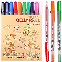 3 PC Set Fine Point Gel Ink Pen White 57452 Sakura Gelly Roll Pen