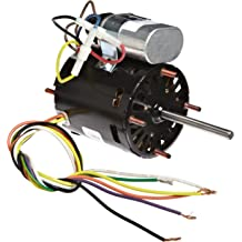 60Hz 1625rpm 208-230V Fasco D775 5.6 Frame Open Ventilated Permanent Split Capacitor Window A//C Condenser Fan and Direct Drive Blower Motor with Sleeve Bearing 1.1-0.8-0.7 amps Fasco Motors 1//5-1//6-1//8HP