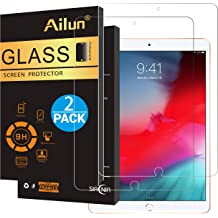 ,2.5D Edge Tempered Glass,9H Hardness,Ultra Clear,Anti-Scratch,Case Friendly Ailun Screen Protector for Fire HD 8 2Pack 2018 2017 2016 Release