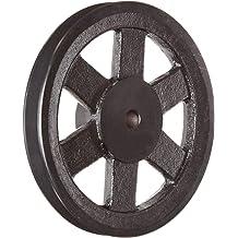 2 Grooves 3308 max rpm 7.5 OD 5.7-6.7 Datum//5.9-7.1 Datum 1-3//8 Bore Class 30 Gray Cast Iron Martin 2VP75 1 3//8 VP Sheave 3L//4L//5L or A//B Belt Section