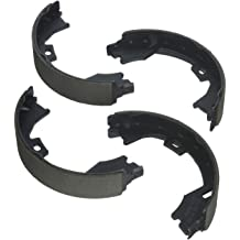 Bosch BS862 Blue Disc Parking Brake Shoe Set