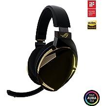 Gaming PC Headset GSUMMER Gaming Headset 4D Sound Gaming Headset 7.1 Stereo Gaming Headset