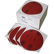 Inc M-133626 M-133626 5-Inch x 5 NH No 400 Grit Ekablue Aluminum Oxide Paper Uneevel Hook and Loop Sanding Discs Uneeda Enterprizes