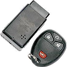 2006-2008 Isuzu I-350//2006-2008 Isuzu I-280//2006-2009 Hummer H3 APDTY 10335582 Keyless Entry Remote Key Fob Transmitter Assembly 3-Button For 2004-2012 Chevy Colorado 2004-2012 GMC Canyon