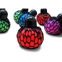 dazzling toys 12 Pieces Wind-up Jumping Pumpkin Pirate Balls Holiday Party Favor