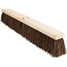 Malish 37124 Red 24 Push Broom Head