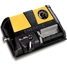 50//60 Hz 3 Way BVA Hydraulics PU20M3N01B E-Pump 20 Height 1 hp Light Weight Portable with 1 gal Reservoir 3-pos Valve 120 VAC