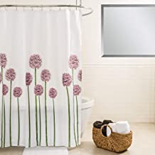 Sonernt Curtain White Realtree Camo Paintings Shower Curtain Bathroom Decor,Polyester Durable Waterproof Curtain