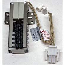 Replacement Part Fits Whirlpool 12001554 12500029 and More. 04100258 12001357 TOOLSCO Reliable Kenmore Ovens and replaces 04000052 12001656VP 12001656 Oven Temperature Sensor 2-SETS