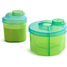 Stacked 3 Layer Childrens Milk Powder Dispenser For Outdoor Activities Portable Infant Feeding Travel Containers. Volwco Formula Milk Powder Dispenser