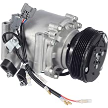 AUTEX AC Compressor and A//C Clutch CO 11063AC 8832052010 Replacement for Toyota Echo 2000 2001 2002 2003 2004 2005 1.5L