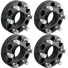 """1999-2019 Chevy Silverado Tahoe Sierra 1.5/"""" Hub Centric Wheel Spacers Adapters"""