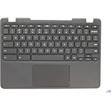 Dell Part # WR67C Keyboard Palmrest Assembly Gen 1 Dell Chromebook 11