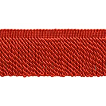 E13 30 Ft // 9.1 Meters D/ÉCOPRO 10 Yard Value Pack of Medium 5//16 inch Basic Trim Lip Cord Style# 0516S Color Cherry RED
