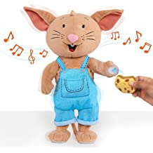 5Piece Just Play If You Give A Mouse A Cookie Bean Plush Collector/'S Set
