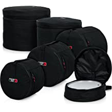 8ae9b98678c Gator Cases Protechtor Series 5 piece Padded Drum Bag Set for Standard  Kits; 22
