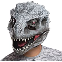 Jurassic World Indominus Rex Creature Reacher Deluxe Oversized Mask and...