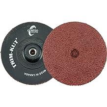 Sungold Abrasives 61623 Zirconia /& Non-Woven Trim Kut Disc Assortment Pack 3 3 6-Pack