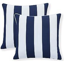 TK Classics PILLOW-SPLENDOR-18x18-2x Splendor Outdoor Throw Pillows Square Set of 2