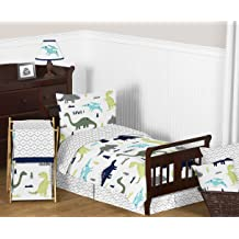 Levtex Home Kids Little Man 5 Piece Toddler Bedding Set Multicolor