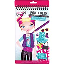 Paint-By-Number Kits Fashion Angels Crayola Creations Sticker-by# Portfolio Children's Paint-By-Number Kits