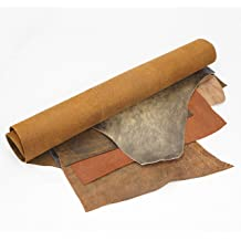 Springfield Leather Companys Full Grain Veg Tan Double Shoulders 13ft, #1 A-B selection