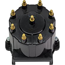 Marinized 6-Cylinder General Motors In-line Engines with Delco Conventional Ignition Systems Quicksilver 33765T Distributor Cap