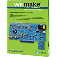 New Version AM FM Radio Kit Soldering Project Kit for Learning Practicing Teaching Electronics by VOGURTIME
